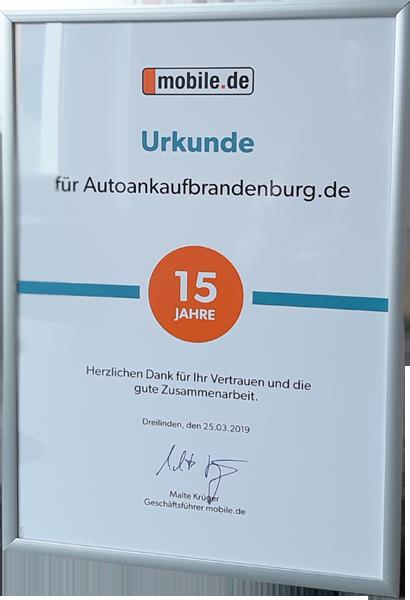 Auto Verkaufen Brandenburg Autoankauf Bester Preis